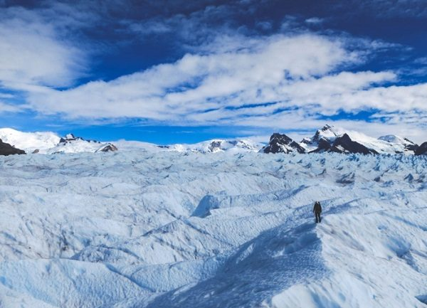 Lennox-King Glacier, Glacier in the Antarctic
