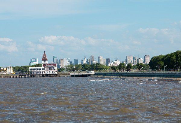 Río de la Plata River, South America