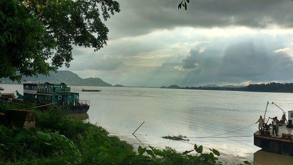 Brahmaputra River, Eurasia