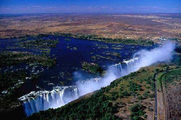 Boyoma Falls, Democratic Republic of the Congo