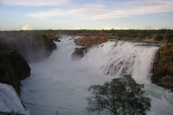 Paulo Afonso Falls, Brazil