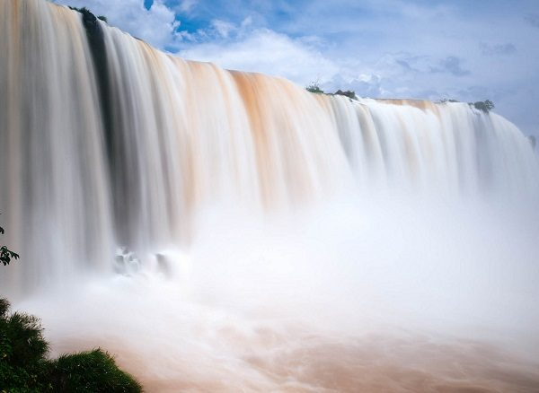 The Top 10 Fastest Flowing Waterfalls in the World