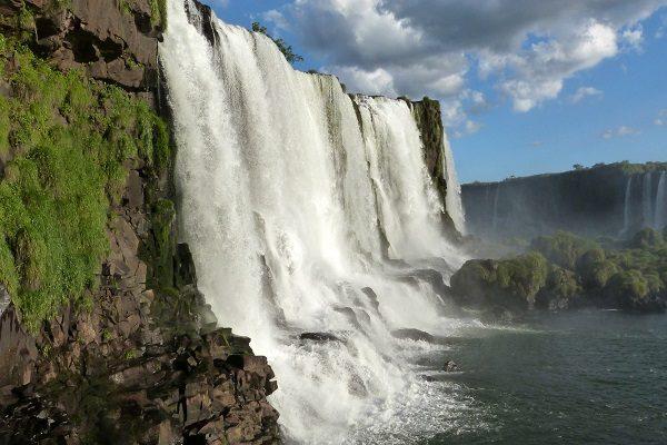 Urubupunga Falls, Brazil