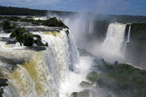 Iguazú Falls, Argentina