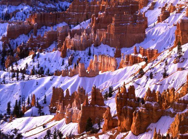 Blue Canyon, USA