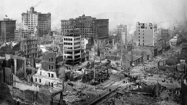 The Ecuador–colombia Earthquake in 1906