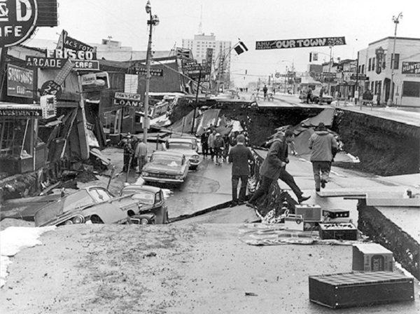 The Kamchatka Earthquake in 1952