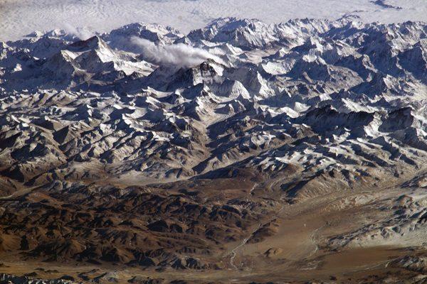 Gobi Desert in Central Asia