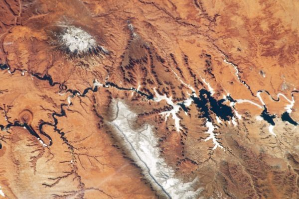 Colorado Plateau in United States