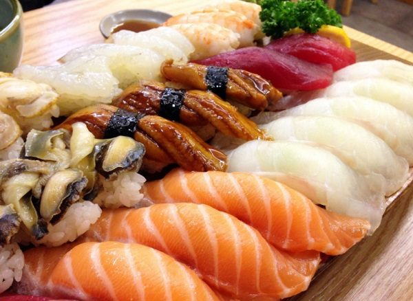 Eat Seafood on a Ketogenic Diet