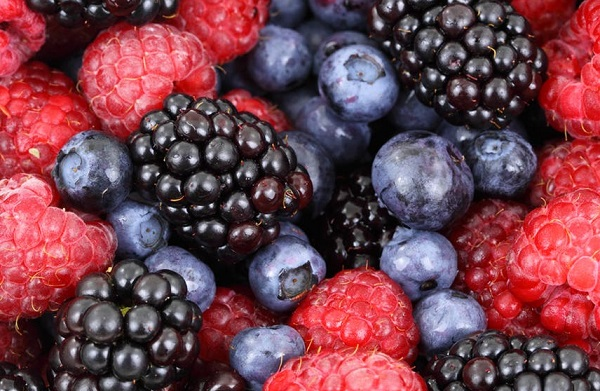 Eat Berries on a Ketogenic Diet