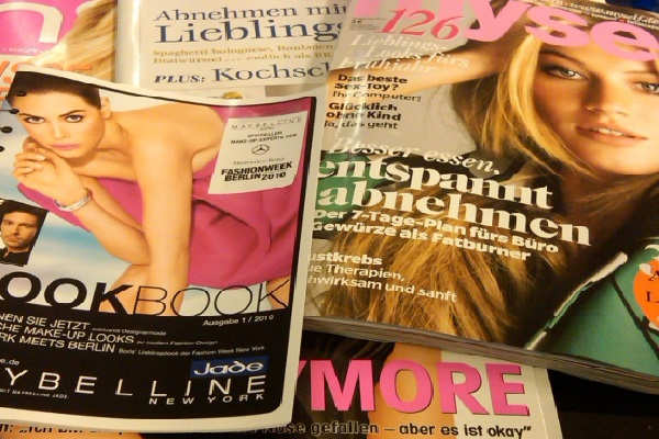 Get Inspiration from Fashion Magazines