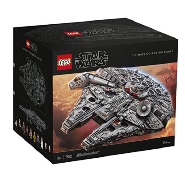 Lego Star Wars Millennium Falcon (75,192 pieces) Ultimate Collectors Series