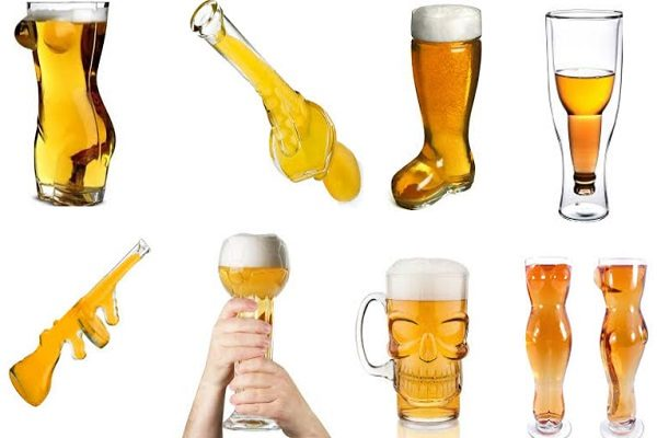Novelty Pint Glass