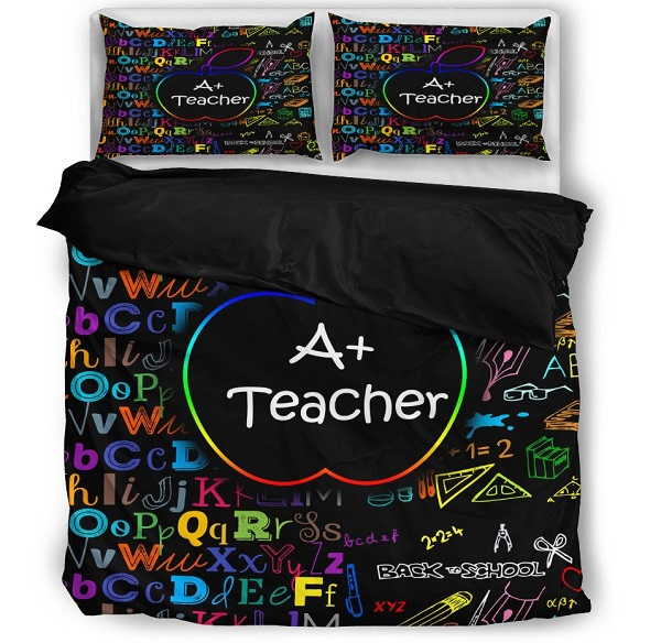 Bedset Gift Idea for a Teacher