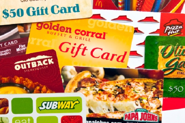 Meal Ticket Gift Card