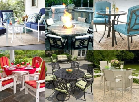 Ten of the Very Best Outdoor Patio Sets Money Can Buy