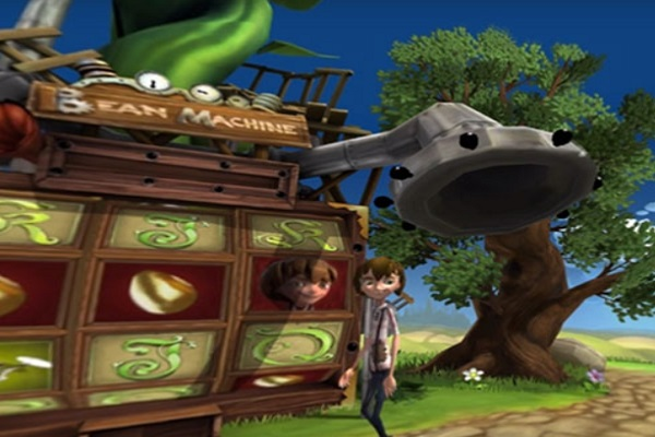 Jack and the Beanstalk VR Slots