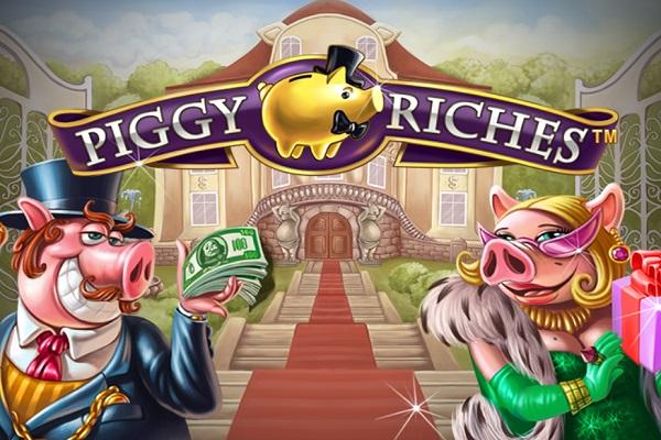 Piggy Riches VR Slots