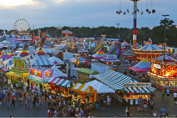Places To Visit in Western New York: Erie County Fair