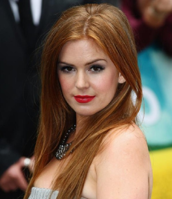 Famous Aquarius Women - Isla Fisher
