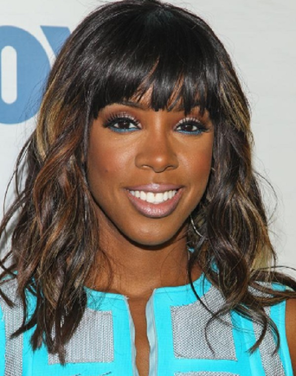 Famous Aquarius Women - Kelly Rowland