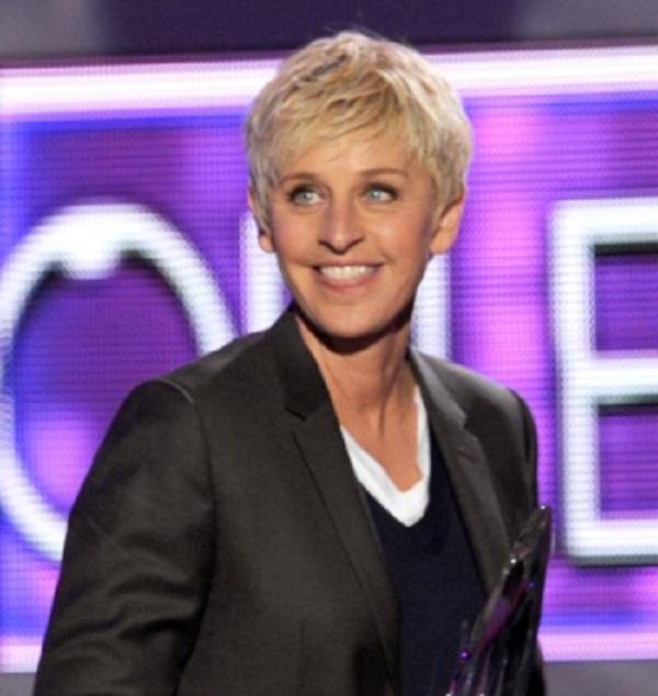 Famous Aquarius Women - Ellen DeGeneres