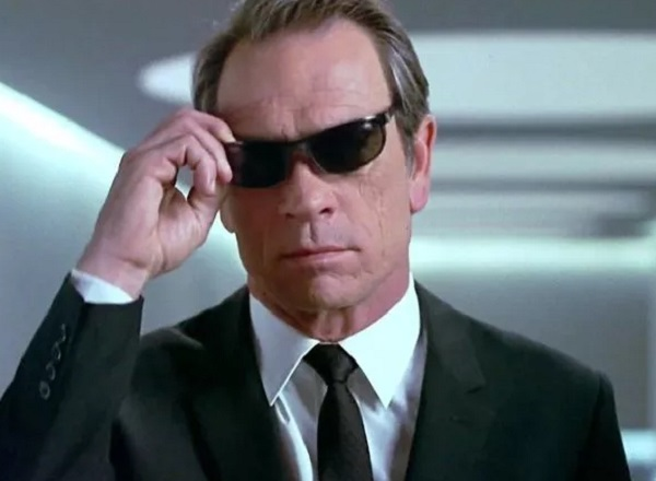 Tommy Lee Jones Action Hero of the 90s
