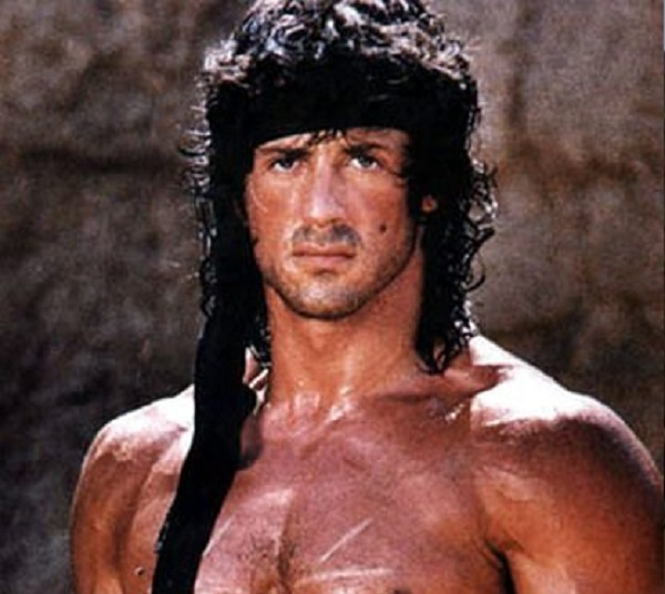 Sylvester Stallone Action Hero of the 90s