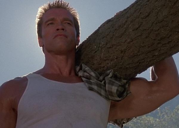 Arnold Schwarzenegger Action Hero of the 90s
