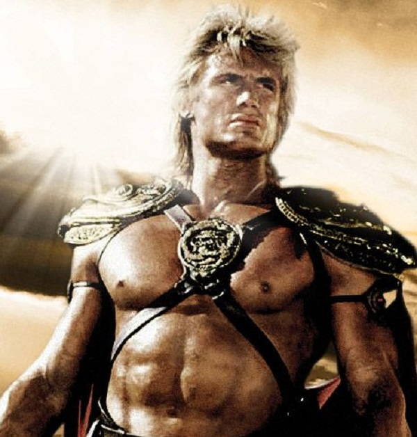 Dolph Lundgren Action Hero of the 90s