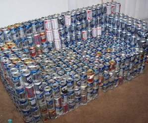 Ten Amazing Things You Can Make With Tin Cans and Drinks Cans