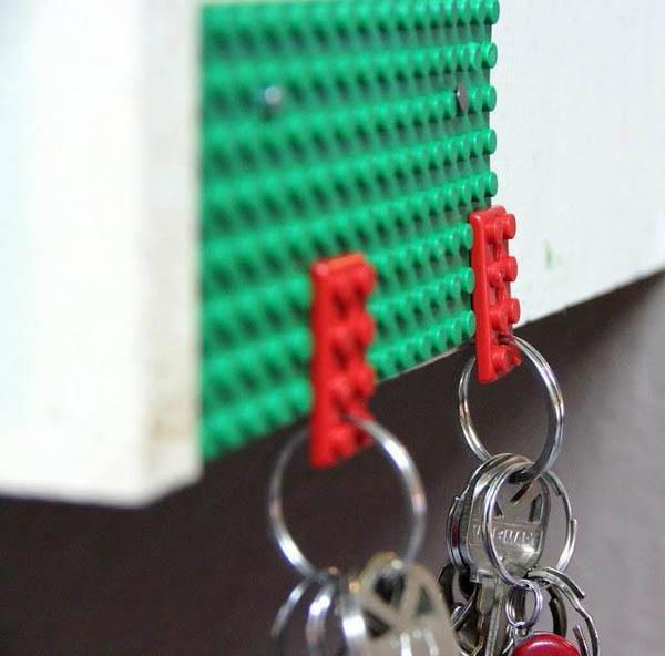 Create LEGO Key Holders