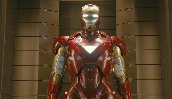 Things From Movies That You Wish Were Real: The Iron Man Suit