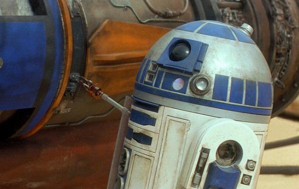 R2-D2 – StarWars