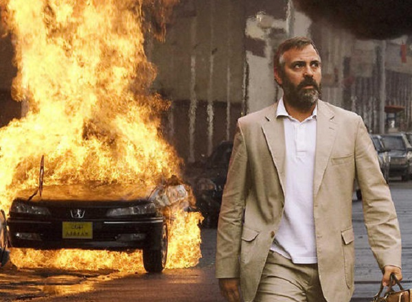 """George Clooney in the movie """"Syriana"""""""