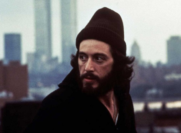 """Al Pacino in the movie """"Serpico"""""""