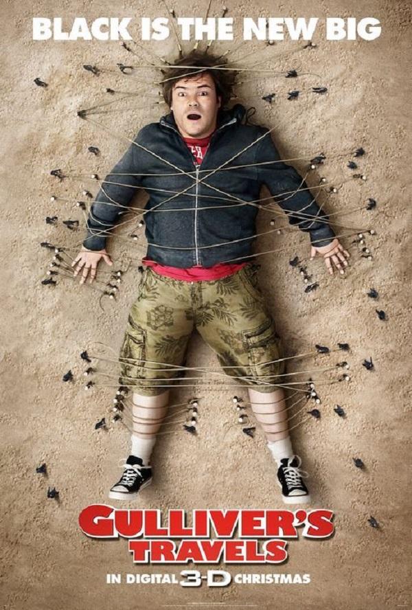 Gullivers Travel Movie Poster