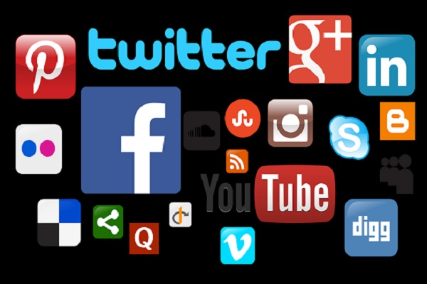 Market it on social media