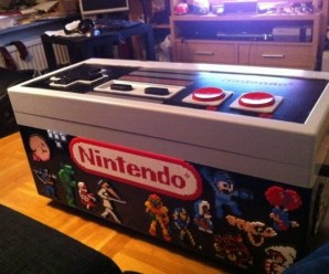 Ten Crazy NES Styled Products That You Can Actually Buy