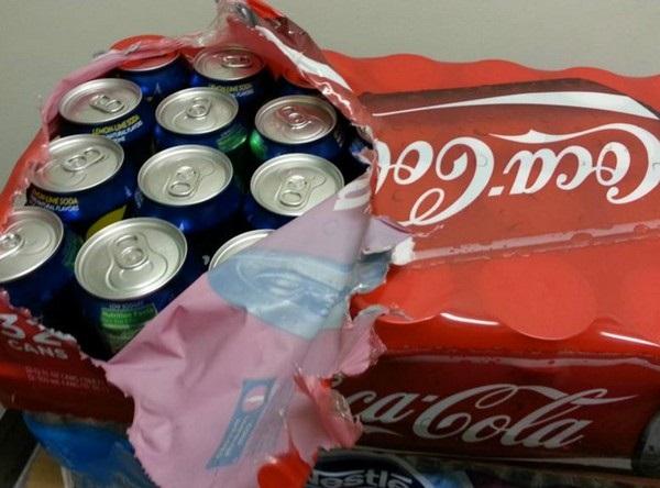 Coca Cola Sprite Fail