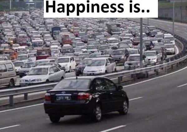 Merge Carefully with Traffic