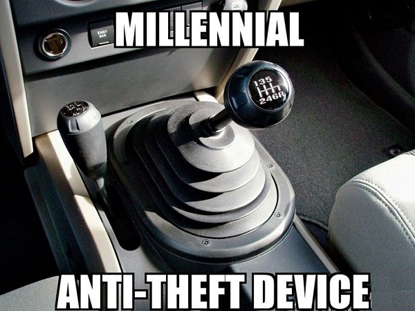 Driving a Car with a Manual Transmission