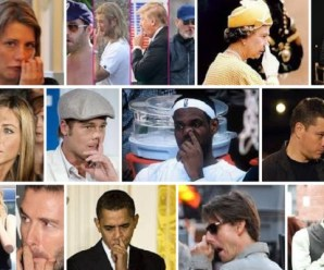 Ten Boogie Hunting Celebrities Caught Picking Their Nose