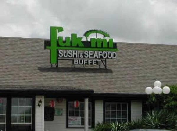 Fuk Mi Sushi and Seafood Buffet