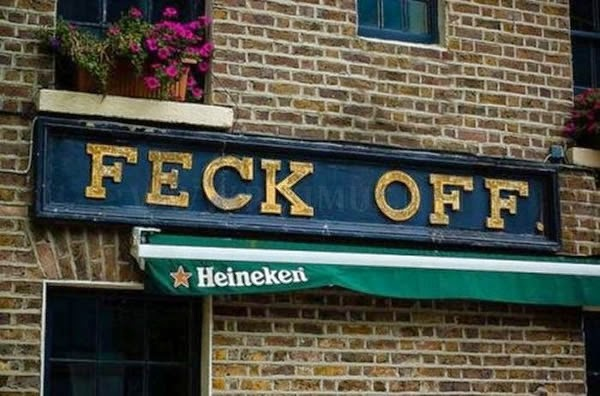 Feck Off