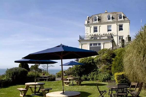 The Fowey Hotel, Esplanade, Fowey