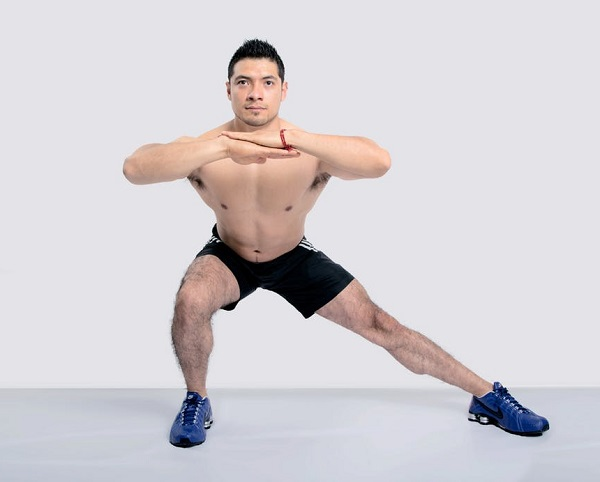 Lunges - Ways to Exercise Without Equipment