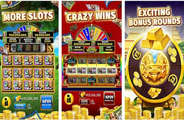 Jackpot Magic Slots for Android