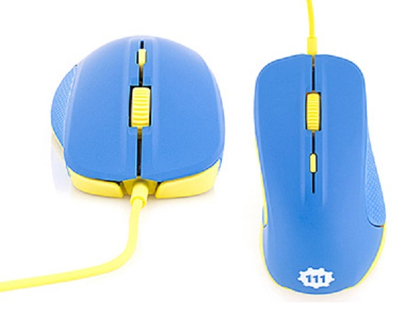 Vault 111 SteelSeries Rival Mouse